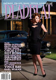 Renee Olstead on Cover of Deadbeat Magazine #31