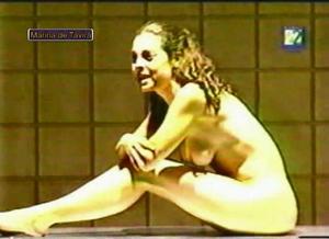 Marina de Tavira Public Naked