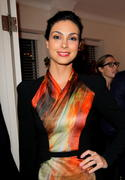 Morena Baccarin - Dom Perignon & W Magazine Celebrate The Golden Globes in LA 01/11/13