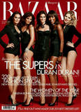 90's Supermodels cover UK Harper's Bazaar December 2011