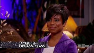 JACQUE REID -- Let's Talk about Pep -- *ORGASM CLASS*