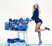Beyonce Knowles - Pepsi Promotional Photoshoot 2012/2013