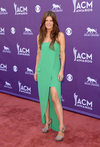 Michelle Stafford - 48th Annual Academy of Country Music Awards at the MGM Grand Garden Arena in Las Vegas