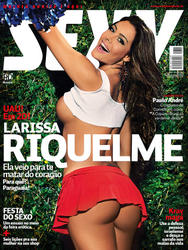 Larissa Riquelme Nua