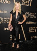 Malin Akerman - HFPA &amp;amp; InStyle Miss Golden Globe Party in LA 11/29/12