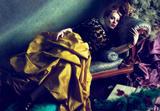 Адель, фото 36. Adele Vogue US March 2012 -*Scans MQ, foto 36,
