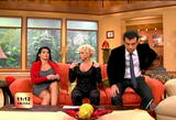 Marisa, Mayra Veronica - Escandalo TV - Triple UPSkirt - 11/20/07 - VideoClip