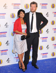 Конни Хак, фото 246. Konnie Huq British Comedy Awards - 16/12/11, foto 246