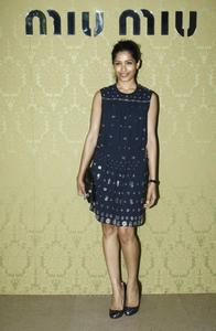 Freida Pinto Miu Miu Resort Collection 07-05-2014
